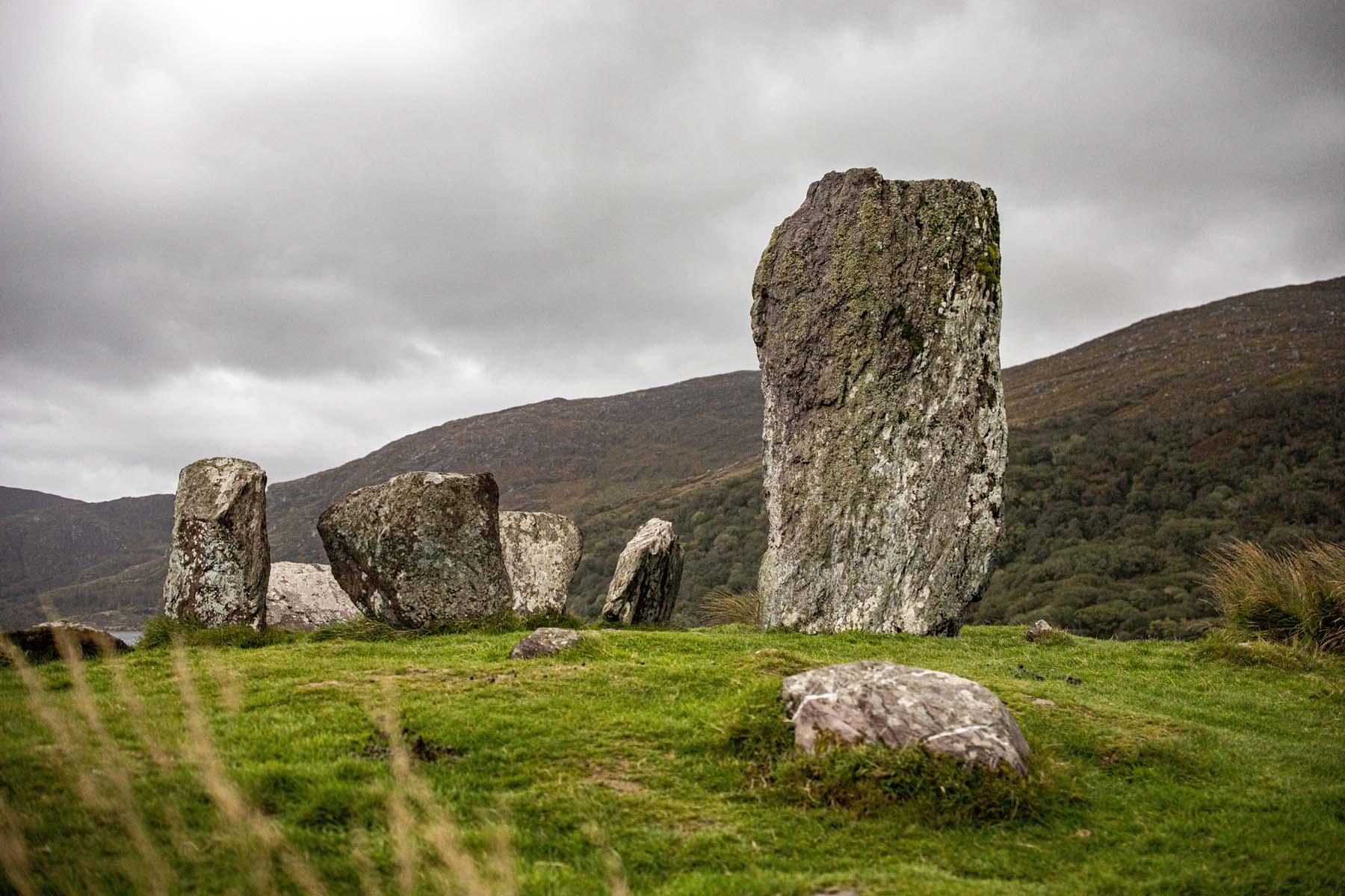 Magischer Steinkreis in Irland