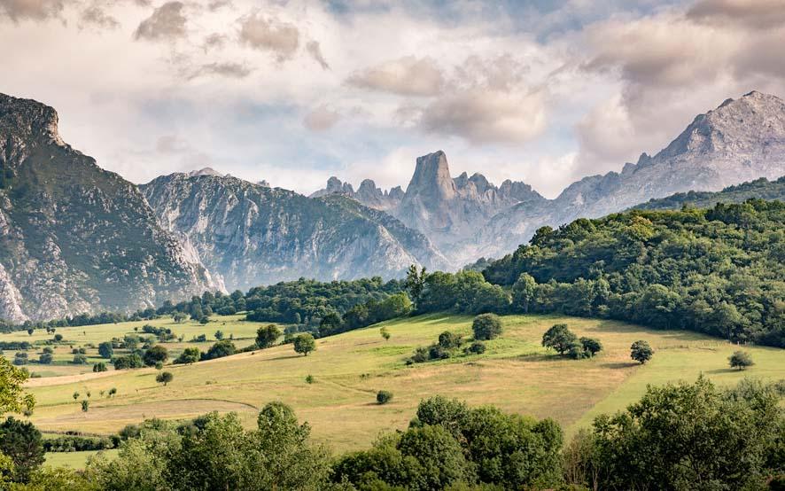 Asturien Picos De Europa