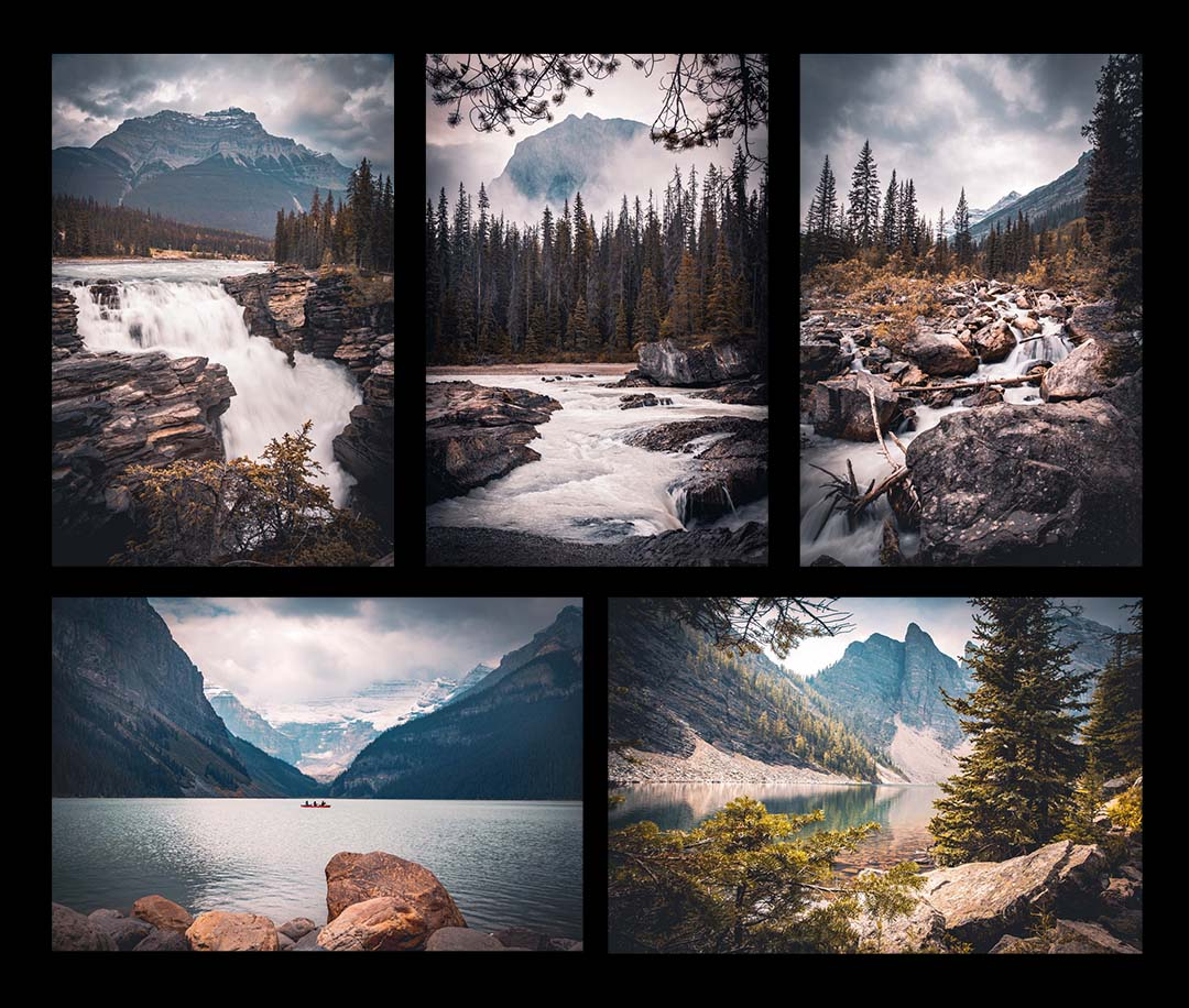 Fotokunst mieten - Kanada