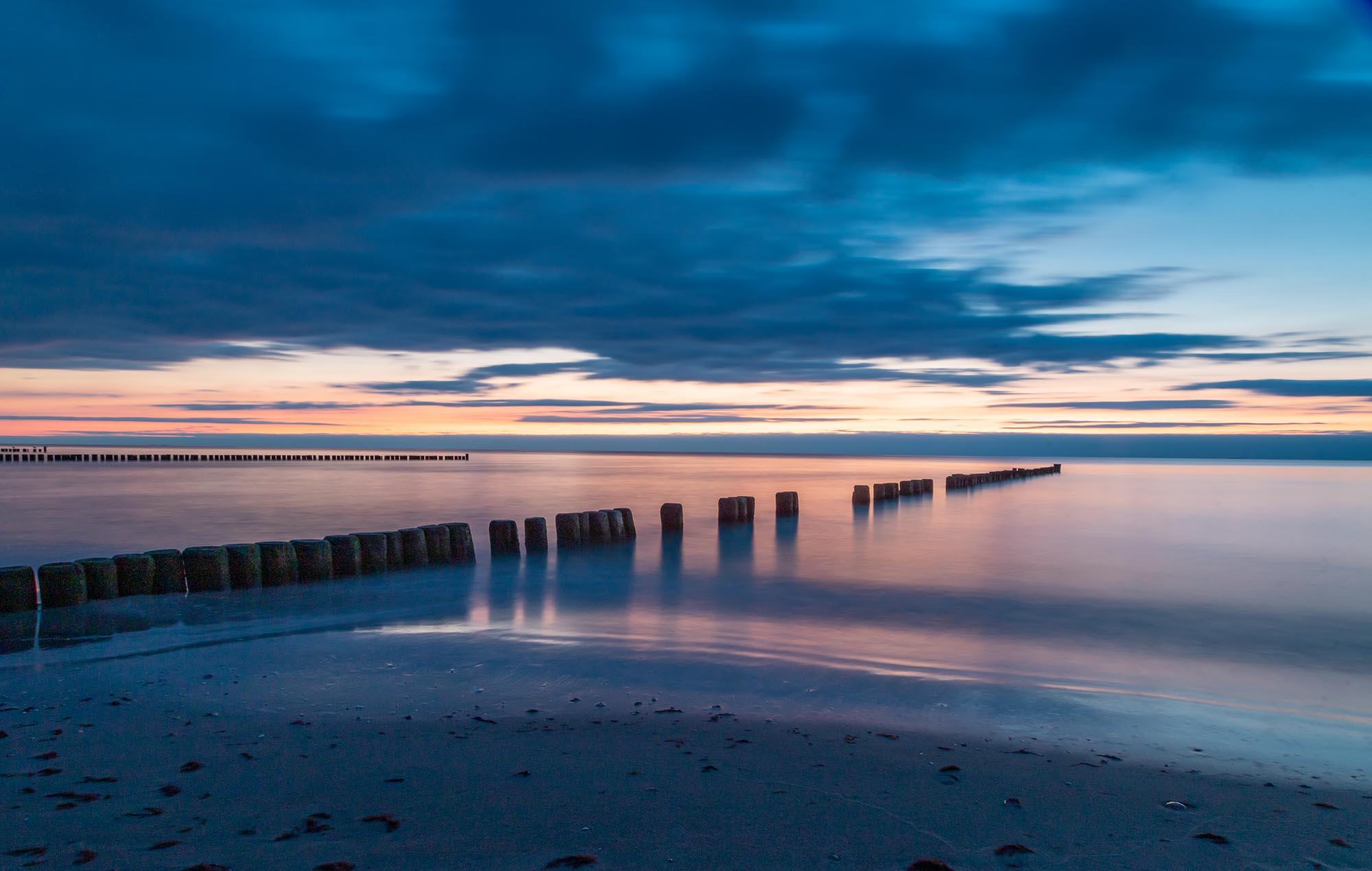 Ostsee Fischland